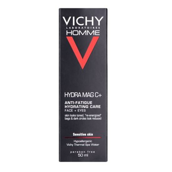 Picture of Vichy Homme Hydra Mag C+ Face + Eyes - 50ml