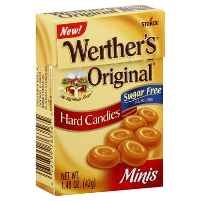 Picture of Werther's Original Butter Candies - 42g