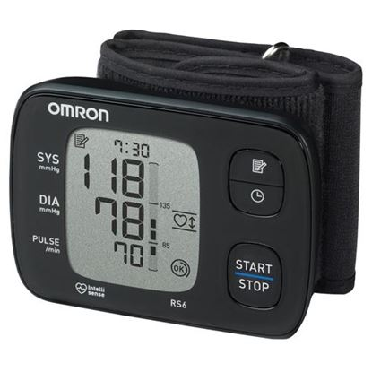 Picture of Omron RS6 Wrist Blood Pressure Monitor