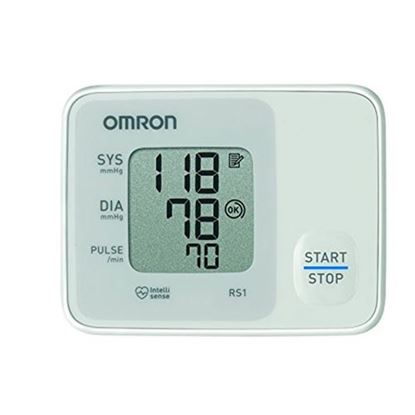 Picture of Omron RS1 Wrist Blood Pressure Monitor