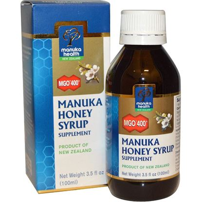 Picture of Manuka Health Manuka Honey Syrup - 100ml