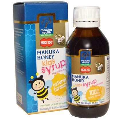 Picture of Manuka Health Manuka Honey Kids Syrup - 100ml