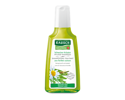 Picture of Rausch Swiss Herbal Care Shampoo - 200ml