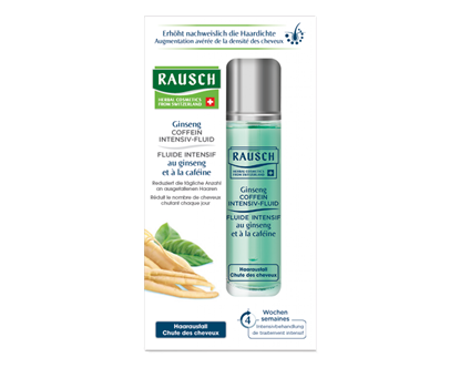 Picture of Rausch Ginseng Caffeine Intensive Fluid - 30ml